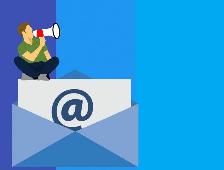 hướng dẫn lập email